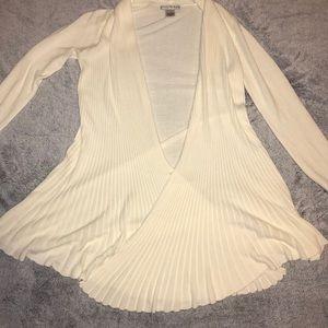Jackets & Coats - Cardigan White